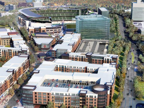 ATLANTA BRAVES' BALLPARK & DEVELOPMENT