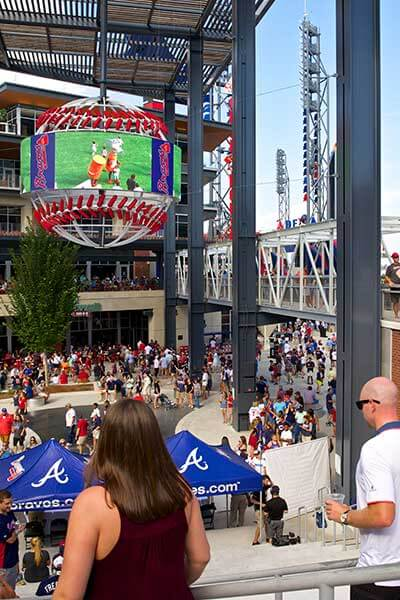 Braves Stadium photo