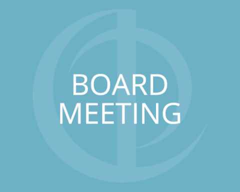 CCID BOARD MEETINGS
