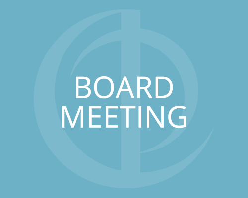 CCID Board Meeting