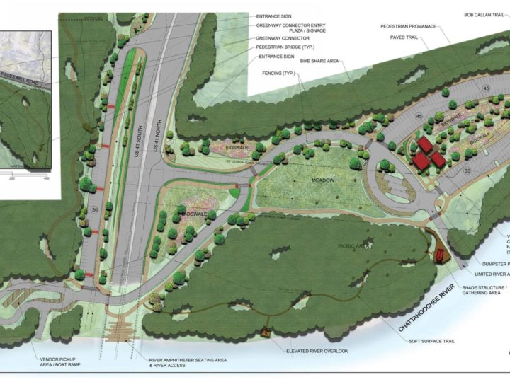 Paces Mill/Palisades Unit Project Moves Forward with Approval from NPS