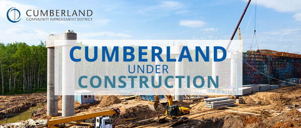 Major Construction in Cumberland – July 2018
