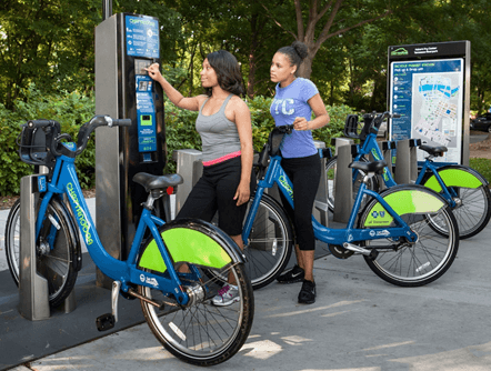 Zagster Bike Share Program