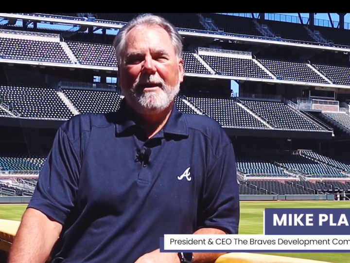 Q&A with President & CEO of The Braves Development Company Mike Plant